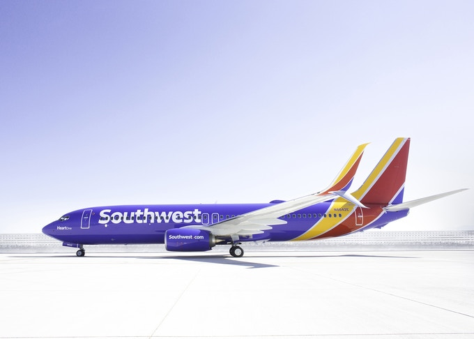 Southwest Plane design