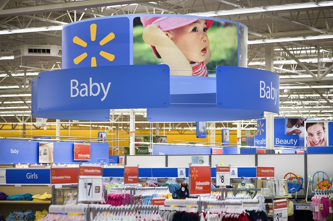 Walmart Baby