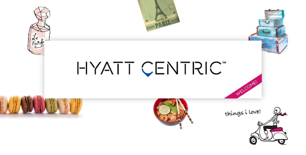 Hyatt Centric design