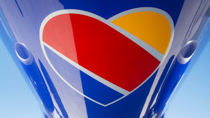 Southwest Airlines 디자인