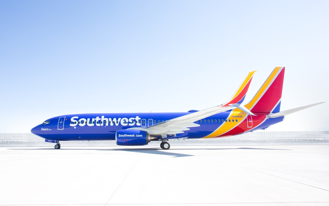 Southwest Airlines (西南航空)