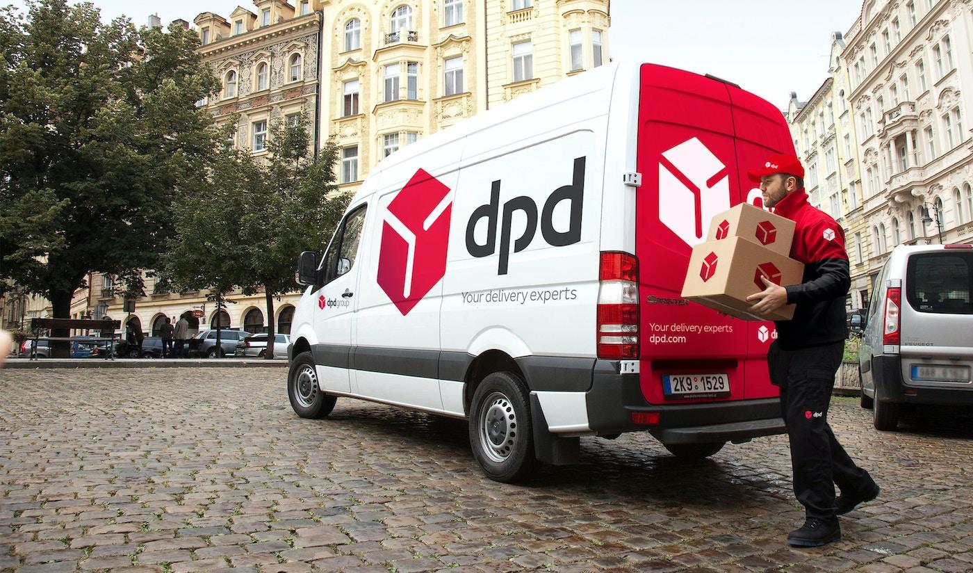DPDgroup truck
