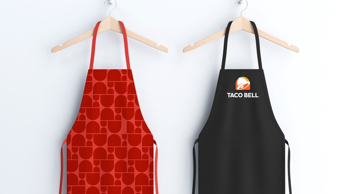 Taco Bell Aprons