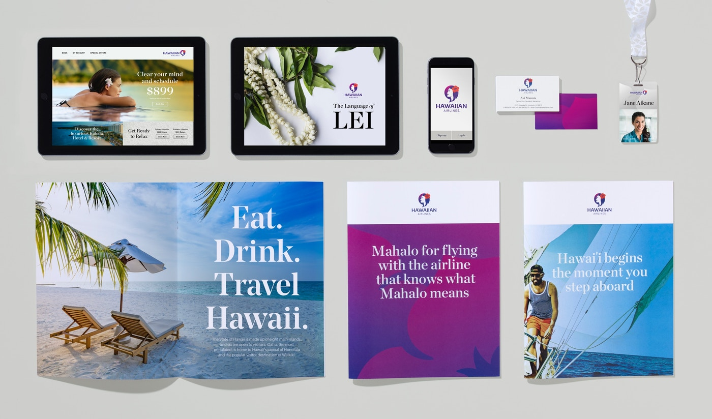 Hawaiian Airlines' new visual system
