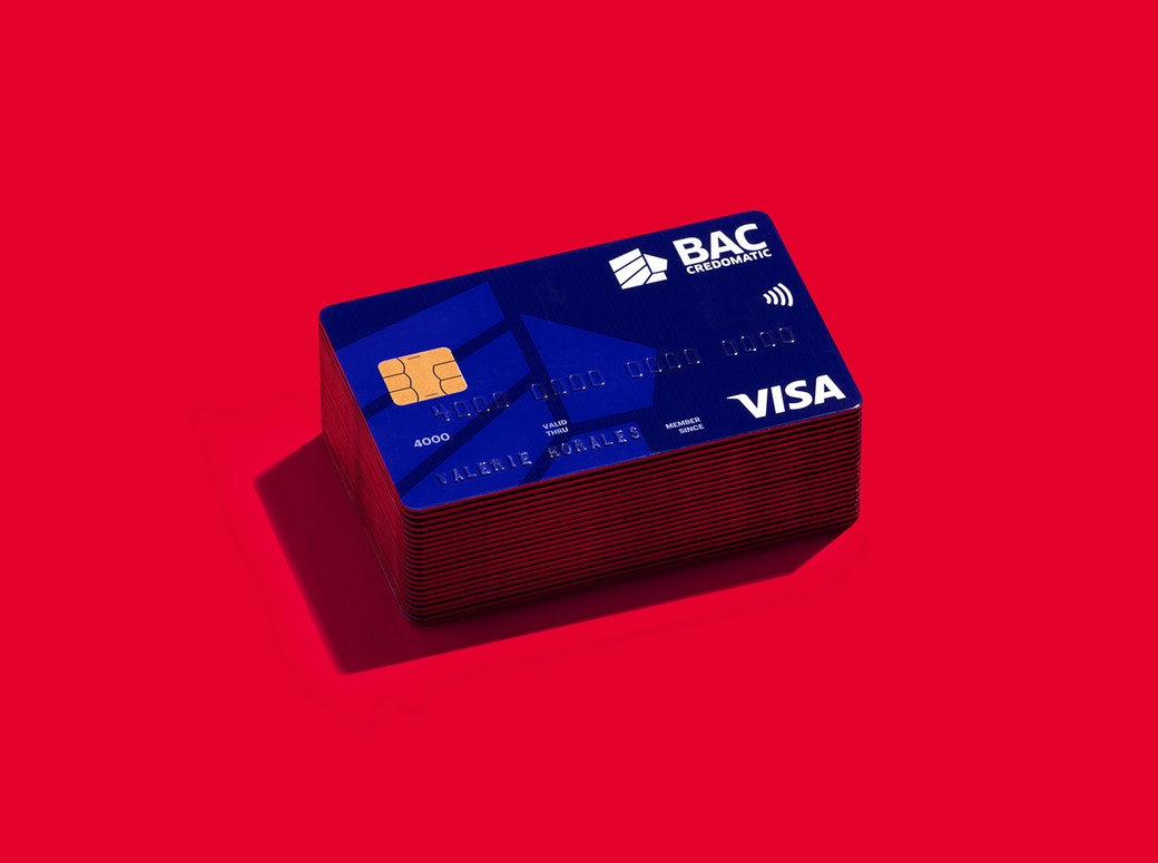 BAC Credomatic credit cards