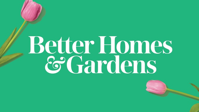 Better Homes and Gardens new logo