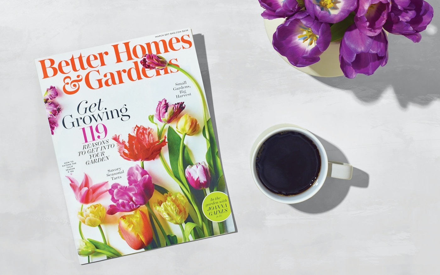 Better Homes & Gardens magazine