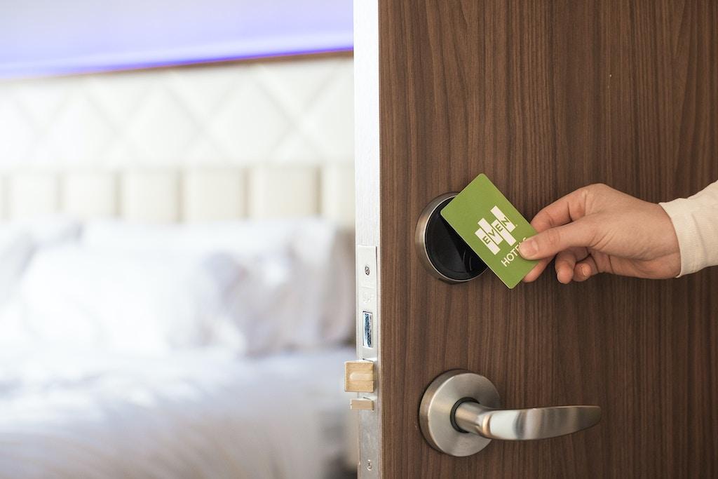 Even Hotels key