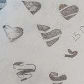 Southwest Heart Sketch