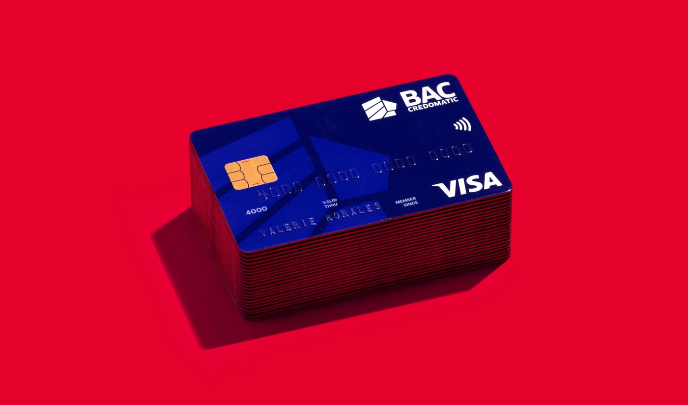 BAC Credomatic cards