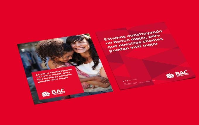BAC Credomatic brand book