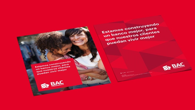 BAC Credomatic brand book