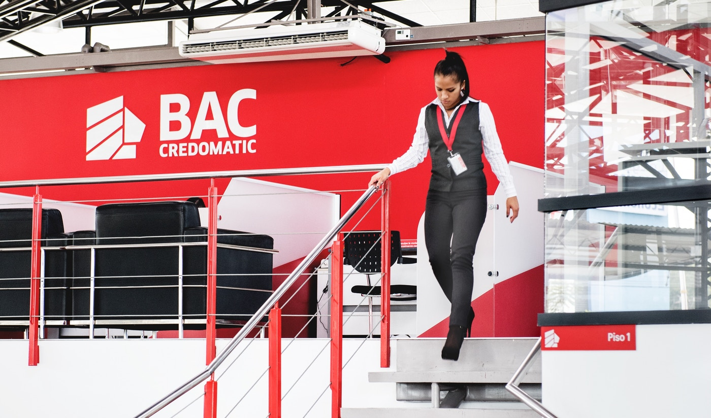 BAC Credomatic store