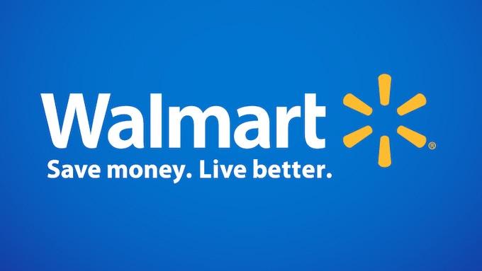 沃尔玛 logo