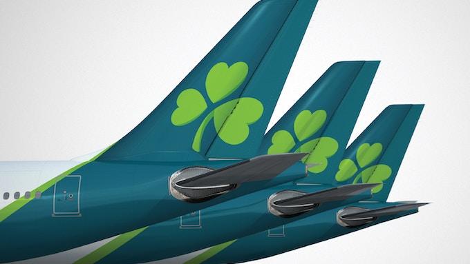 Aer Lingus livery