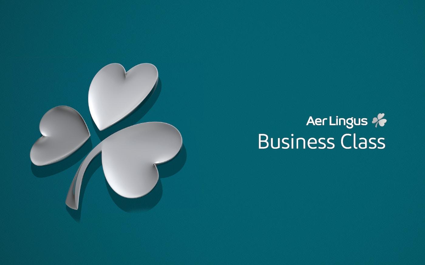 Aer Lingus business class logo