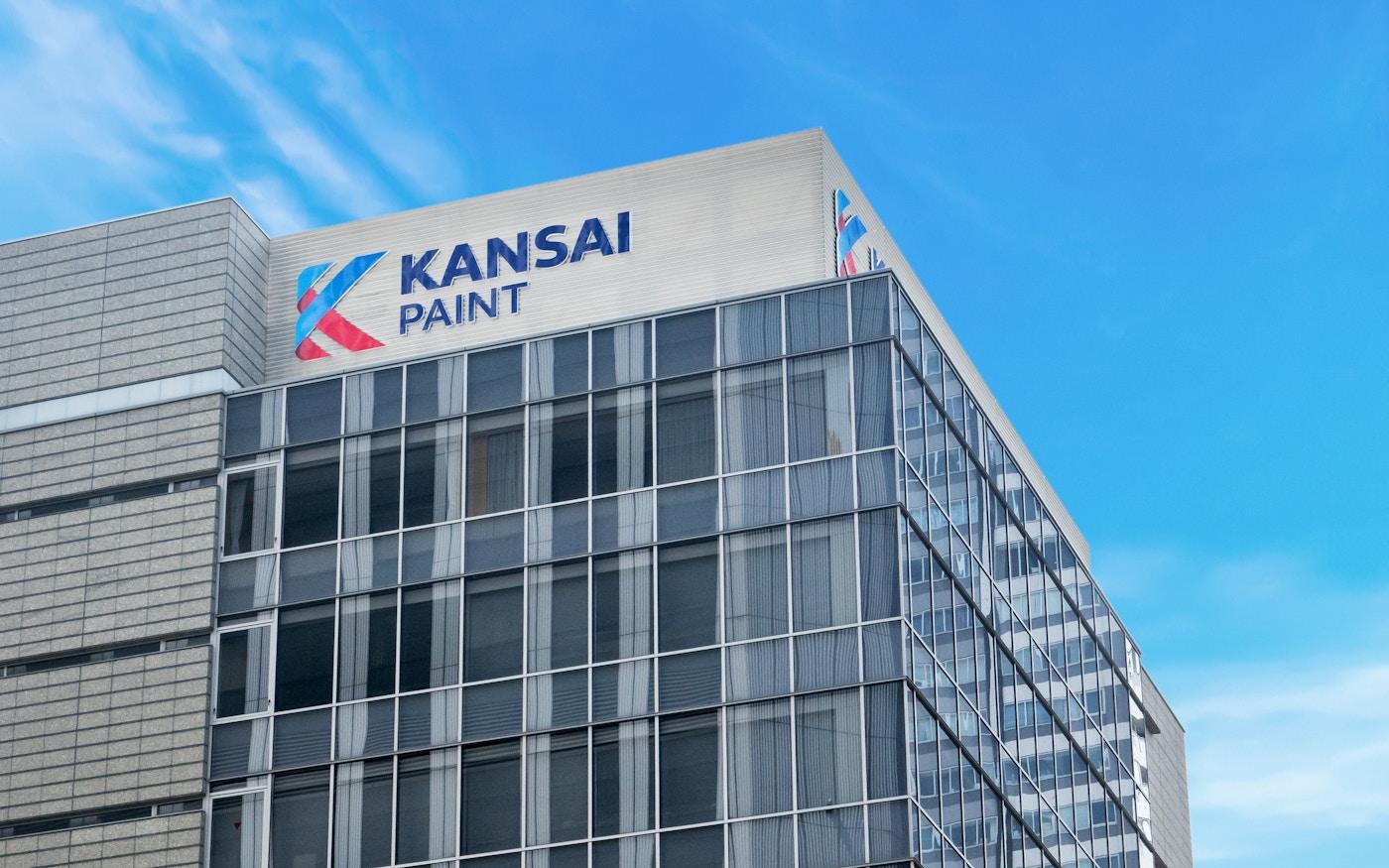 Kansai Paint building