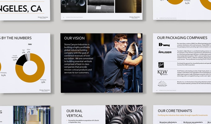 Stone Canyon brand guidelines