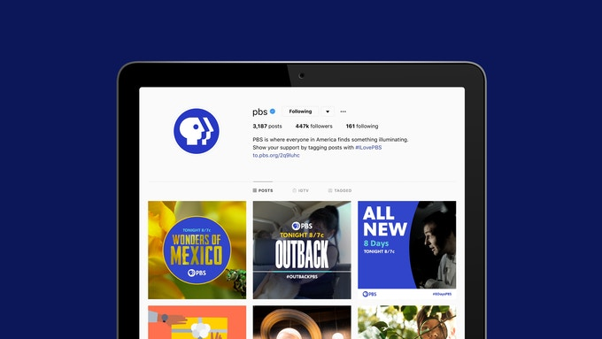PBS Social Platforms