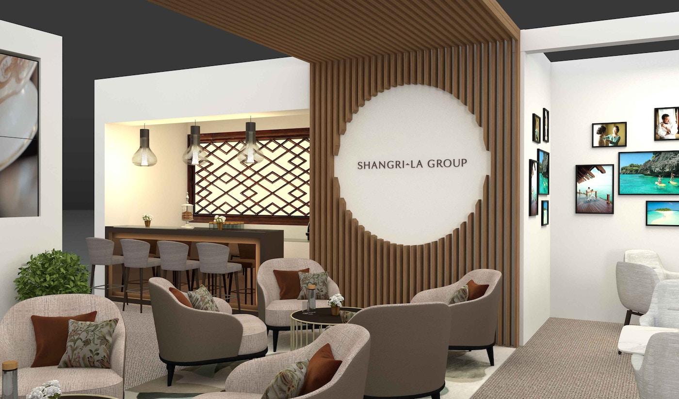 Shangri-La branded environment